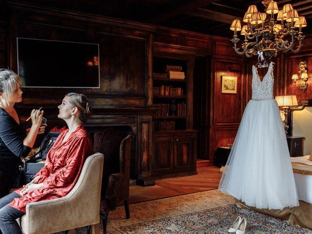 Le mariage de Thibault et Anais à Montagnole, Savoie 4