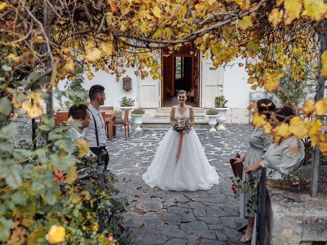 Le mariage de Thibault et Anais à Montagnole, Savoie 13