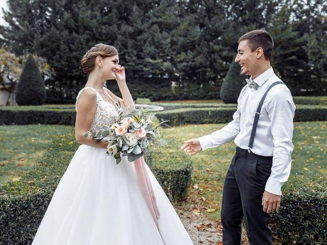 Le mariage de Thibault et Anais à Montagnole, Savoie 15