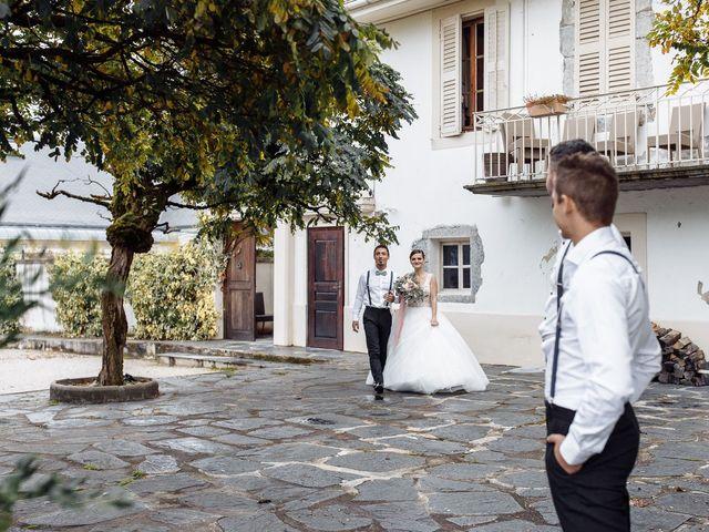 Le mariage de Thibault et Anais à Montagnole, Savoie 16