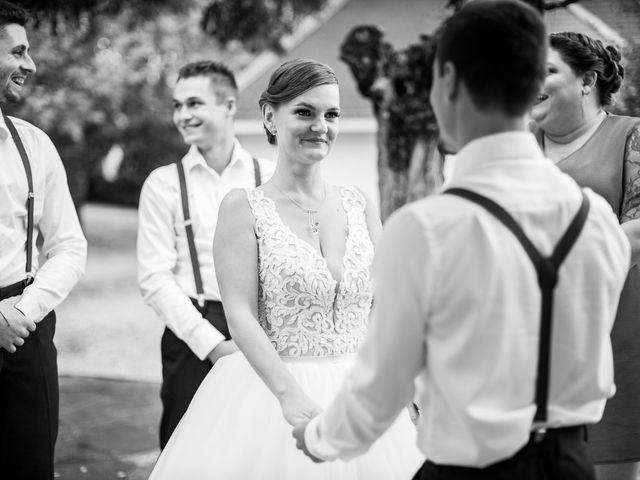 Le mariage de Thibault et Anais à Montagnole, Savoie 17