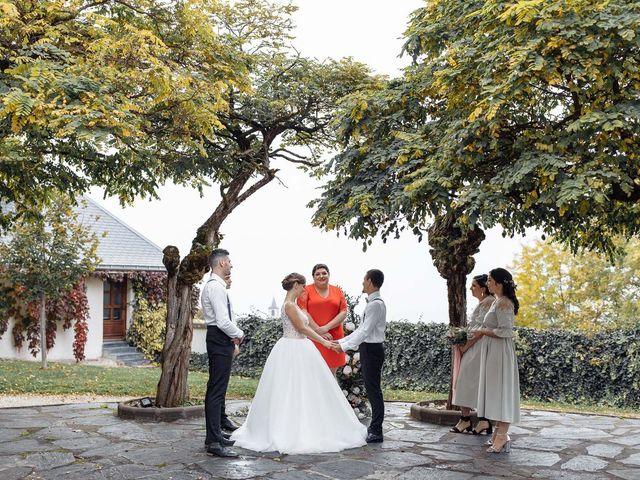 Le mariage de Thibault et Anais à Montagnole, Savoie 18