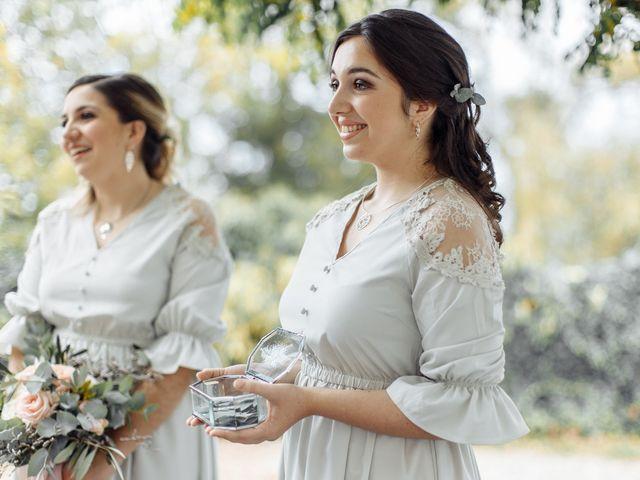 Le mariage de Thibault et Anais à Montagnole, Savoie 19
