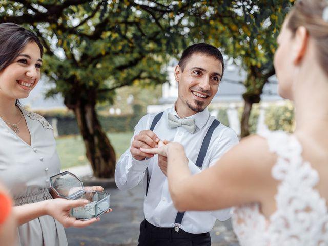 Le mariage de Thibault et Anais à Montagnole, Savoie 20