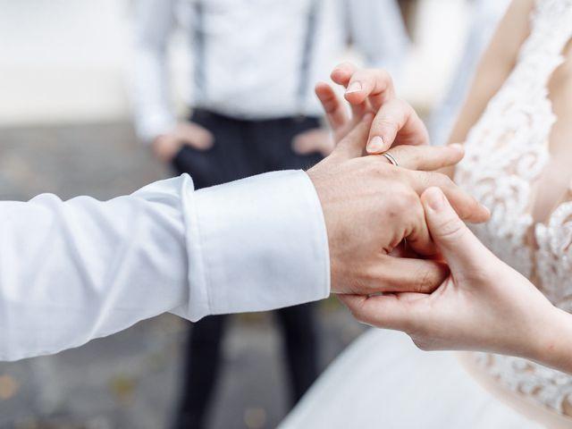 Le mariage de Thibault et Anais à Montagnole, Savoie 21