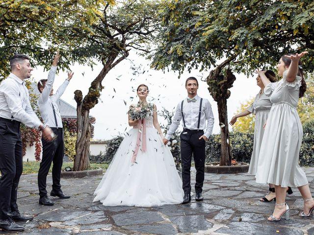 Le mariage de Thibault et Anais à Montagnole, Savoie 22