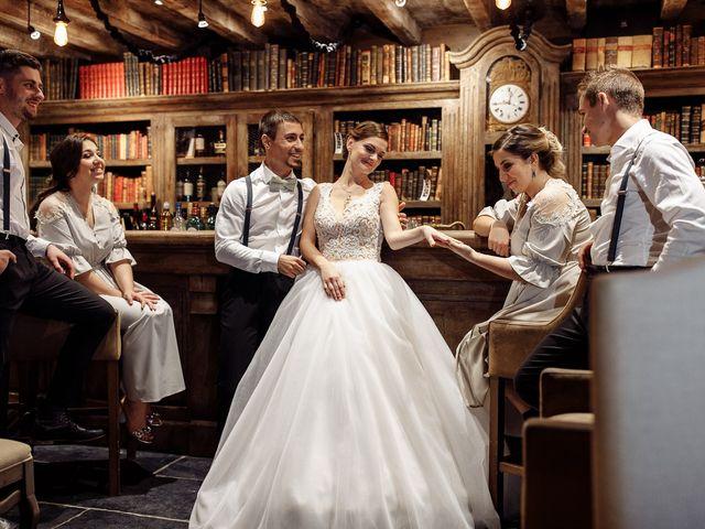 Le mariage de Thibault et Anais à Montagnole, Savoie 23
