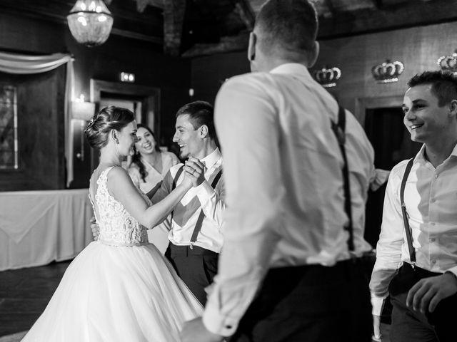 Le mariage de Thibault et Anais à Montagnole, Savoie 25