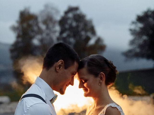 Le mariage de Thibault et Anais à Montagnole, Savoie 36