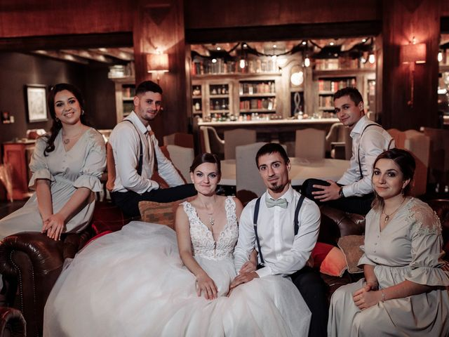 Le mariage de Thibault et Anais à Montagnole, Savoie 40