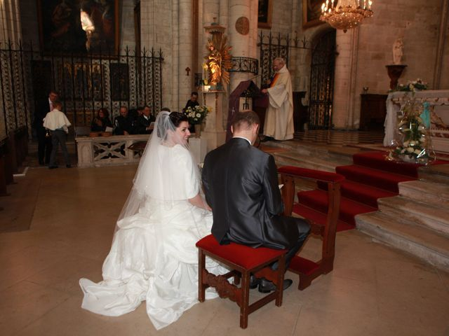 Le mariage de Marc et Gabrielle à Tarascon, Bouches-du-Rhône 11