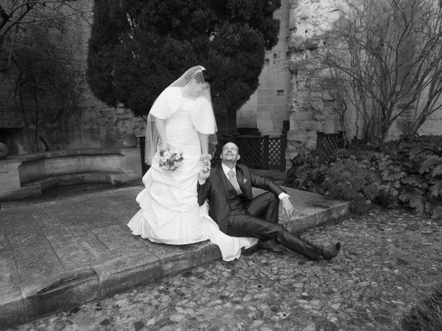 Le mariage de Gabrielle et Marc