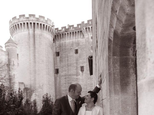 Le mariage de Marc et Gabrielle à Tarascon, Bouches-du-Rhône 21