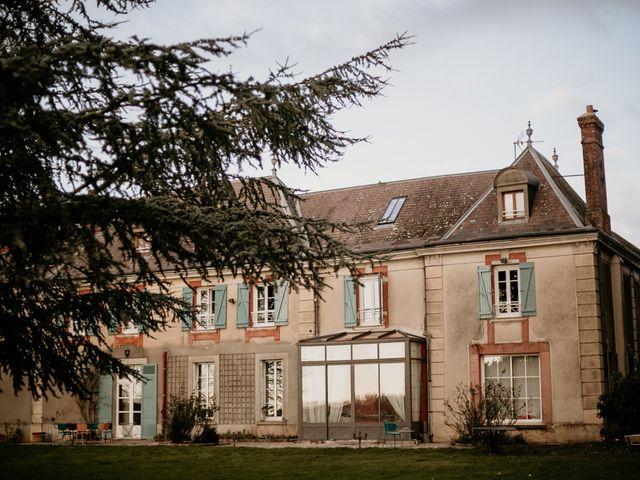 Le mariage de Tsifa et Natalie à Les Molières, Essonne 1