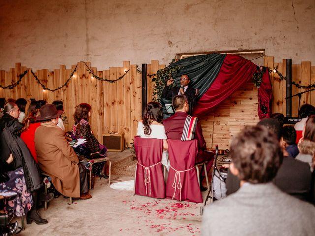 Le mariage de Tsifa et Natalie à Les Molières, Essonne 14