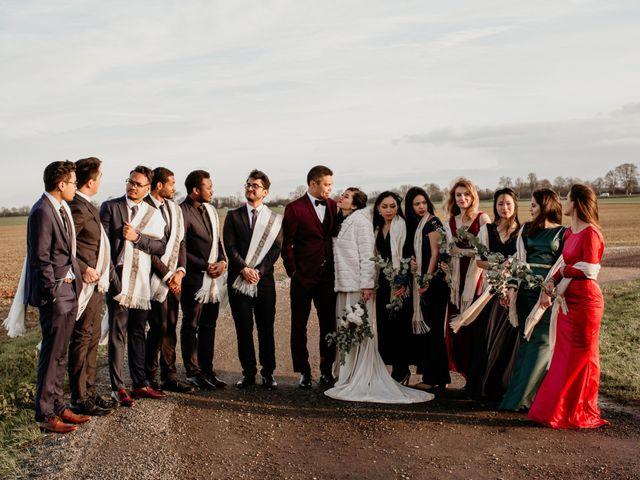 Le mariage de Tsifa et Natalie à Les Molières, Essonne 22
