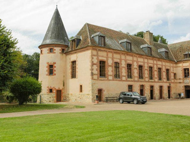 Le mariage de Benoit et Angela à Chevillon, Yonne 1