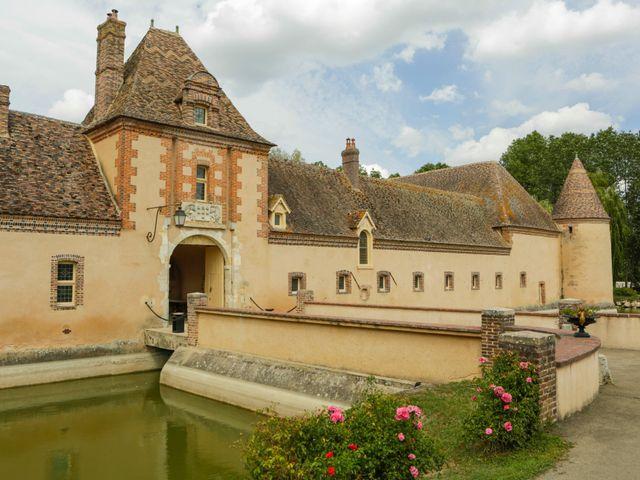 Le mariage de Benoit et Angela à Chevillon, Yonne 2