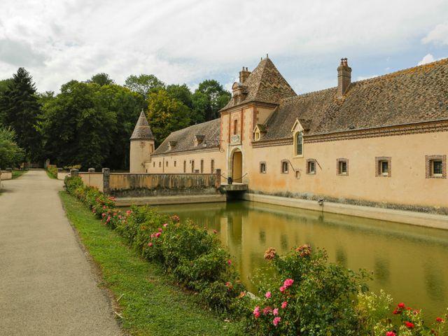 Le mariage de Benoit et Angela à Chevillon, Yonne 4