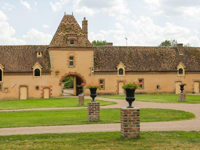 Le mariage de Benoit et Angela à Chevillon, Yonne 6