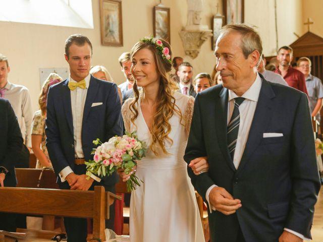 Le mariage de Benoit et Angela à Chevillon, Yonne 16