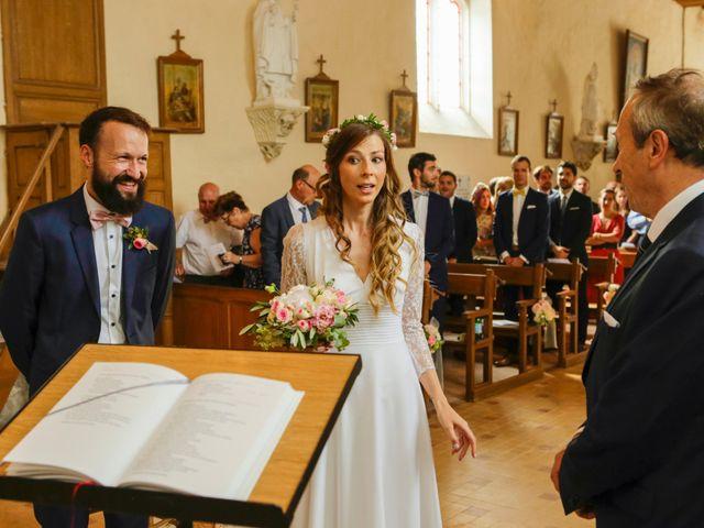 Le mariage de Benoit et Angela à Chevillon, Yonne 17