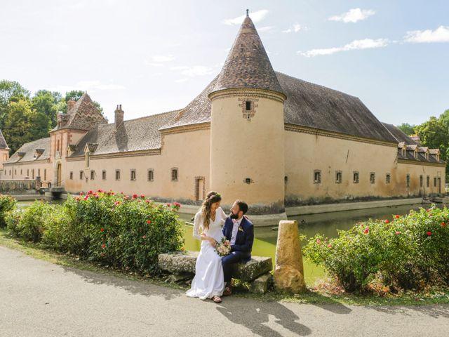 Le mariage de Benoit et Angela à Chevillon, Yonne 26