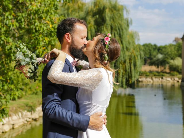 Le mariage de Benoit et Angela à Chevillon, Yonne 27