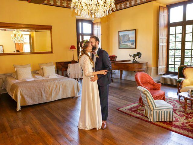 Le mariage de Angela et Benoit