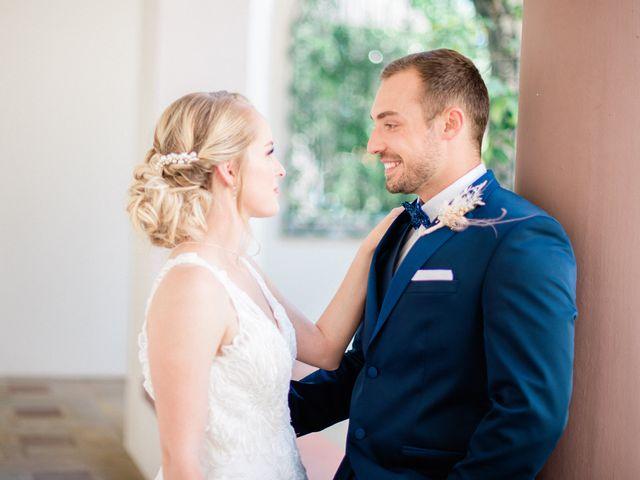 Le mariage de Alba et Marc