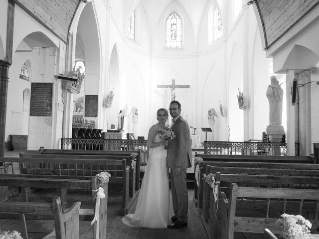 Le mariage de Thomas et Agathe à Naours, Somme 26