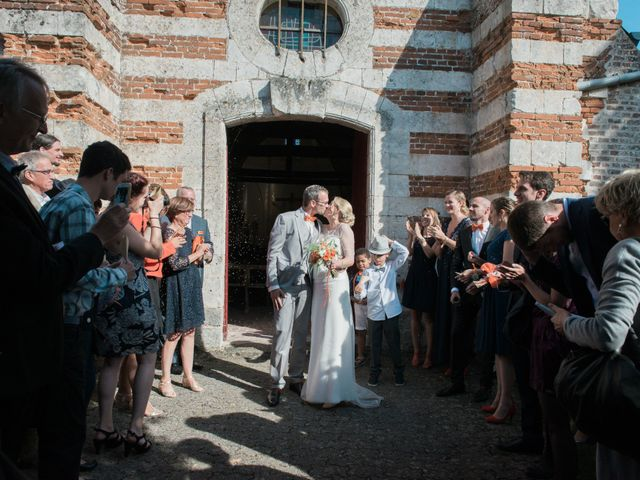 Le mariage de Thomas et Agathe à Naours, Somme 27