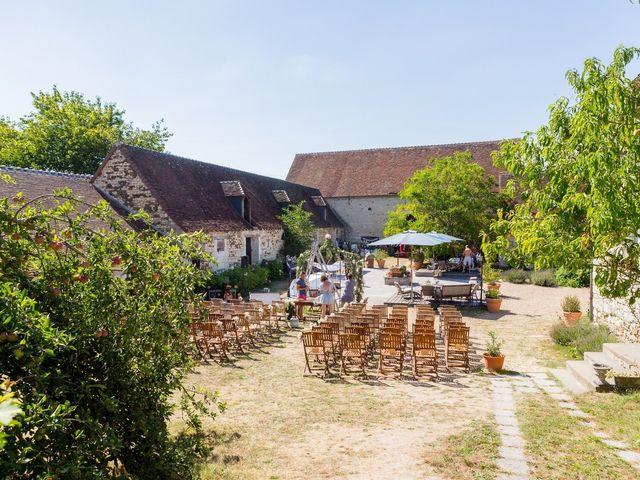 Le mariage de Benoit et Gwendoline à Cussay, Indre-et-Loire 5