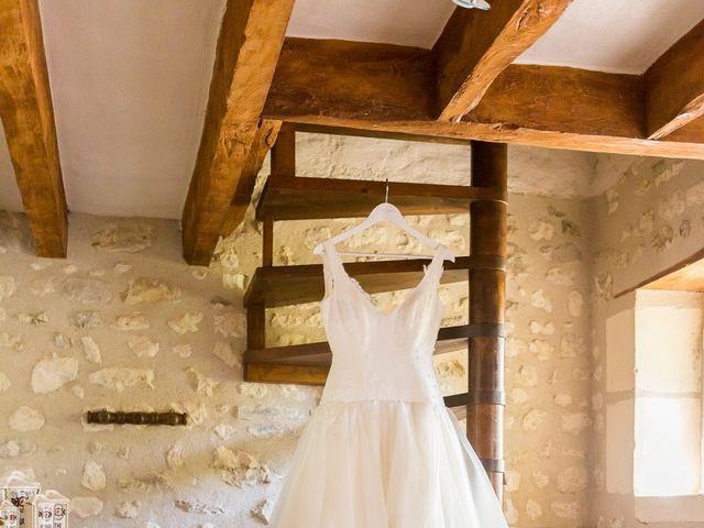 Le mariage de Benoit et Gwendoline à Cussay, Indre-et-Loire 9