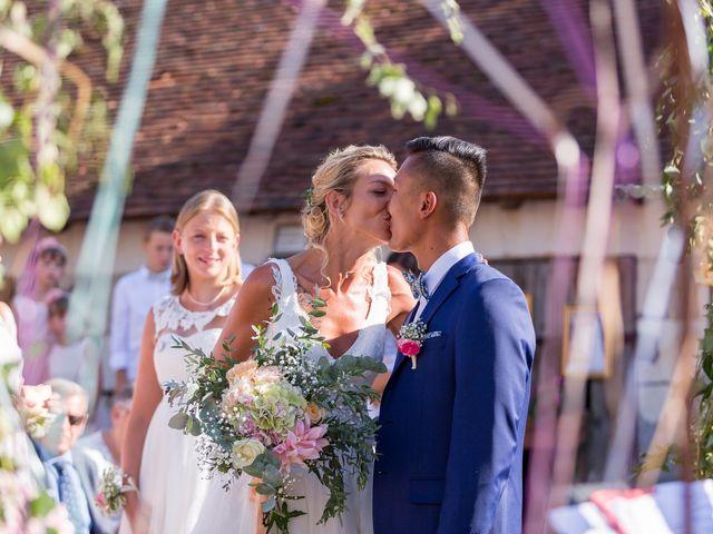 Le mariage de Benoit et Gwendoline à Cussay, Indre-et-Loire 13