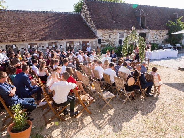 Le mariage de Benoit et Gwendoline à Cussay, Indre-et-Loire 14