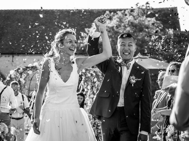 Le mariage de Gwendoline et Benoit