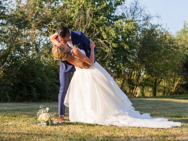 Le mariage de Benoit et Gwendoline à Cussay, Indre-et-Loire 15
