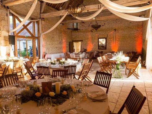 Le mariage de Benoit et Gwendoline à Cussay, Indre-et-Loire 16
