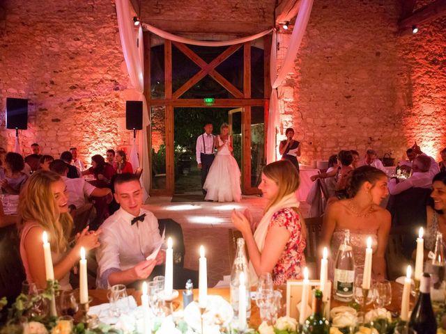 Le mariage de Benoit et Gwendoline à Cussay, Indre-et-Loire 21