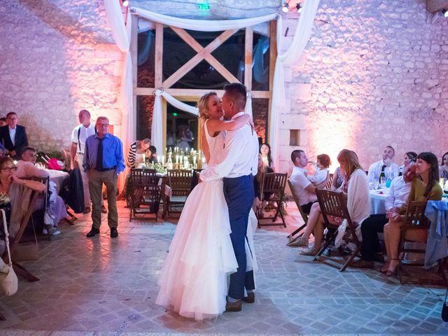 Le mariage de Benoit et Gwendoline à Cussay, Indre-et-Loire 24