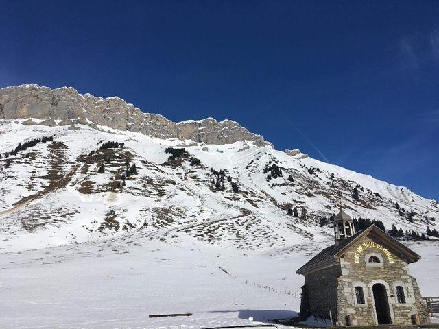 Le mariage de Dimitri et Marie-Thérèse  à La Clusaz, Haute-Savoie 6