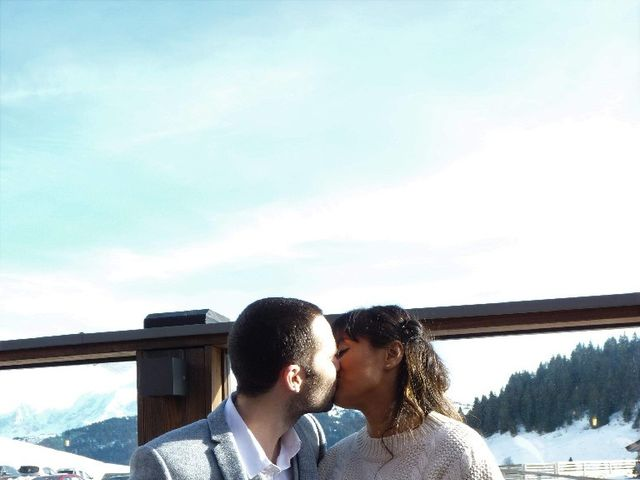 Le mariage de Dimitri et Marie-Thérèse  à La Clusaz, Haute-Savoie 1