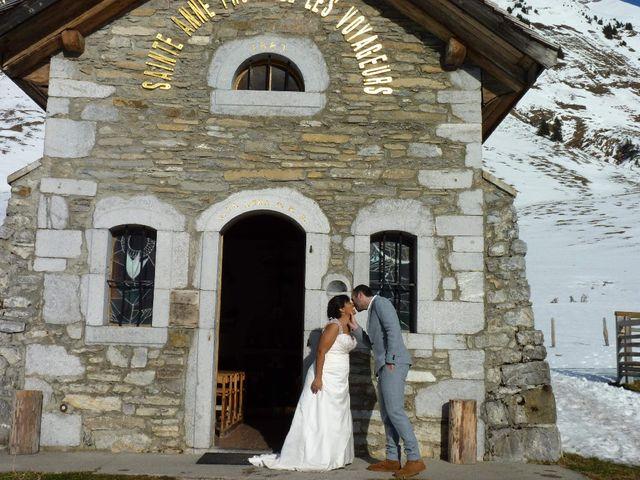 Le mariage de Marie-Thérèse  et Dimitri