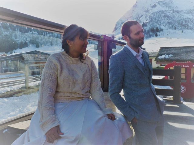 Le mariage de Dimitri et Marie-Thérèse  à La Clusaz, Haute-Savoie 2