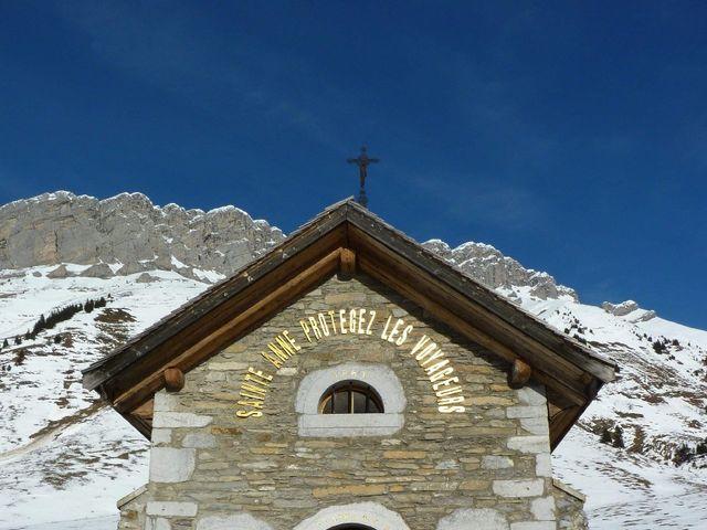 Le mariage de Dimitri et Marie-Thérèse  à La Clusaz, Haute-Savoie 18