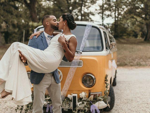 Le mariage de Nelly et Christopher