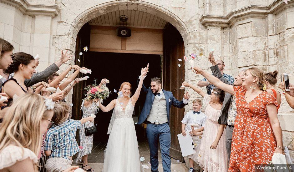 Le mariage de Maxime et Cindy à Loudun, Vienne