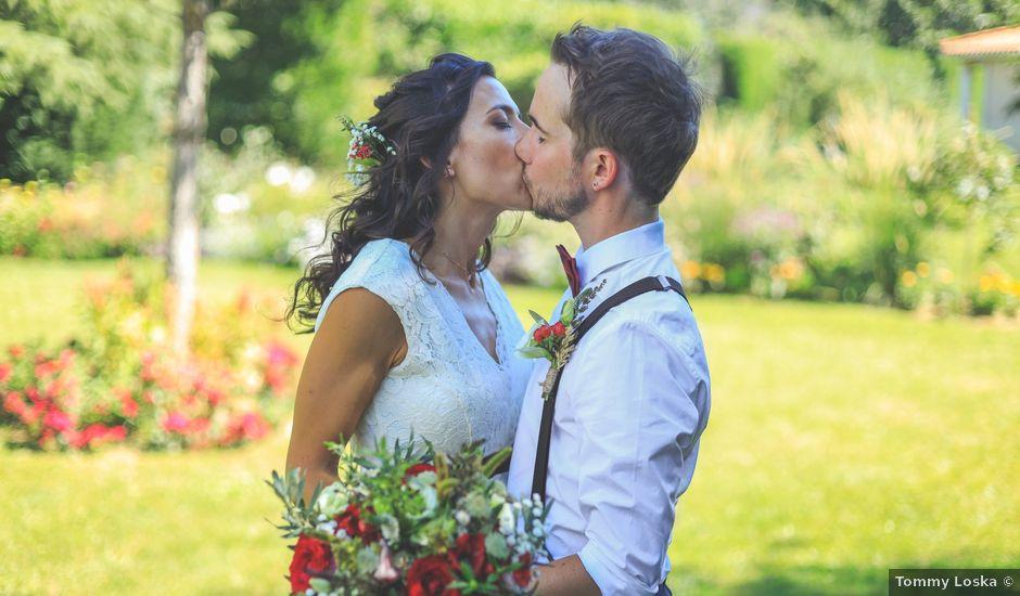 Le mariage de Antoine et Ixchel à Beynost, Ain