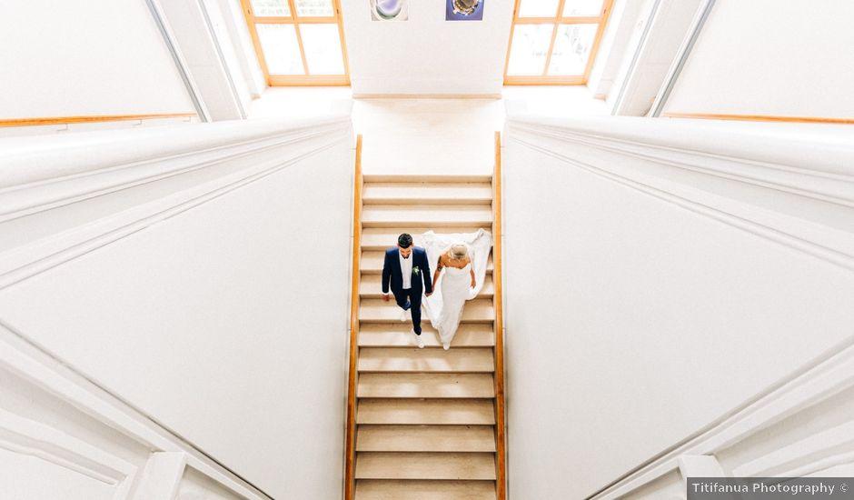 Le mariage de Tayeb et Soléne à Saint-Julien-en-Genevois, Haute-Savoie